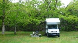 MacIntosh Brook Campground