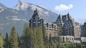 Faimont Banff Springs Hotel