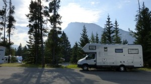 Tunnel Mountain II Campground