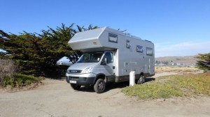 Sonoma County Nat. Park Campground
