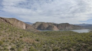 Stausee Canyon Lake
