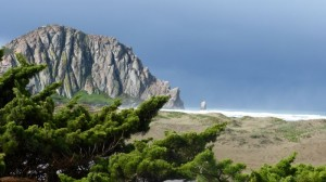 Gewitter am Morro Rock