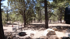 Mather Campground Grand Canyon 1