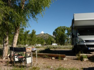 Gros Ventre Campground 1