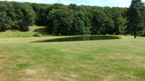 Pleasant Valley Golf Course, Stewartstown,PA  Loch 2