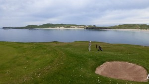 Golfcourse Durness